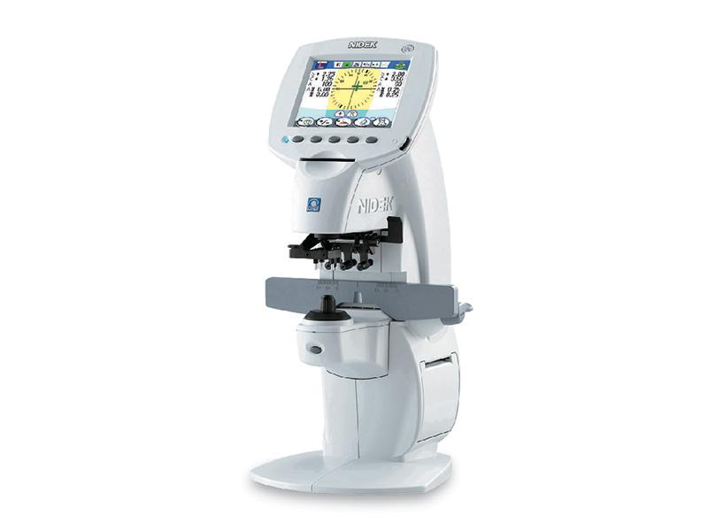 frontifocometro automatico Nidek lm-600p-uv