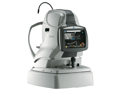 NIDEK OCT Retina Scan Duo TM RS-330 Tomografo e Fundus Camera