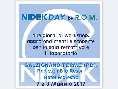 NIDEK DAY by R.O.M.