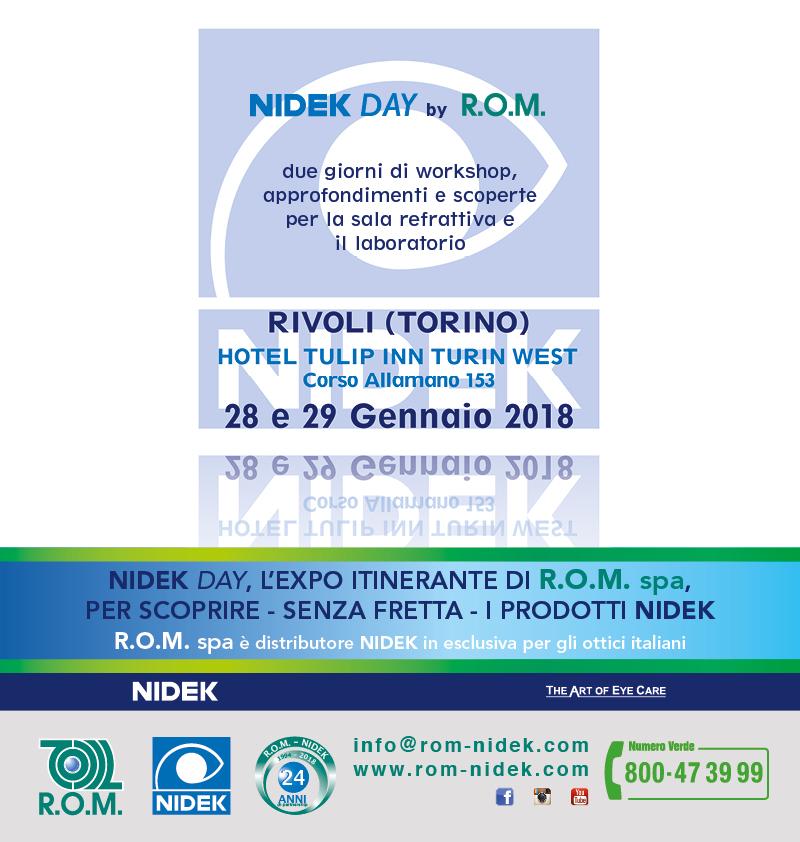 NIDEK day Gennaio_2018