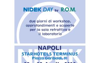 NIdek day Napoli - rom-nidek.com