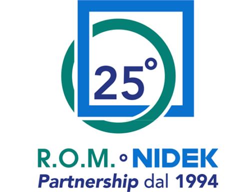 NIDEK e R.O.M., una partnership d'argento